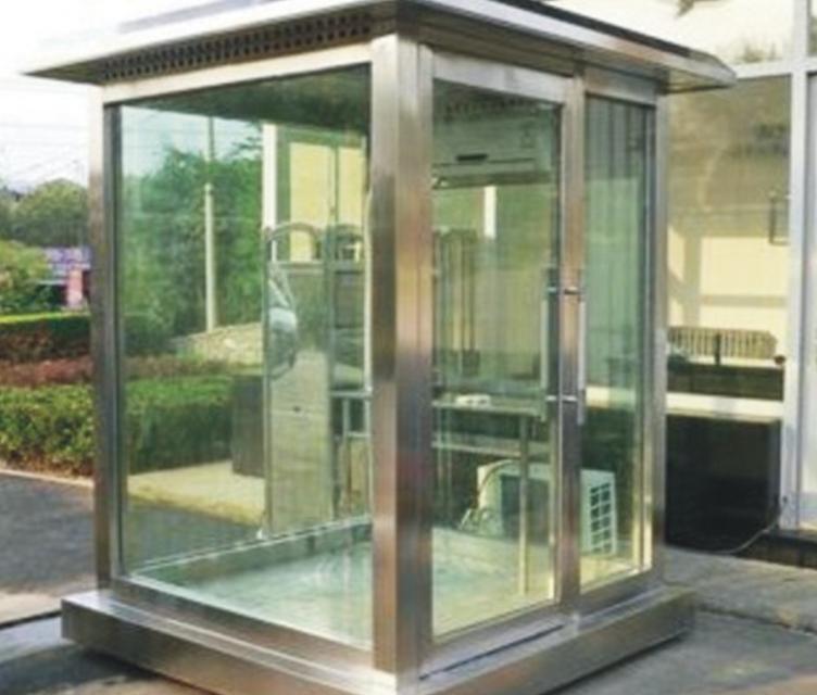 玻璃岗亭GT—B06