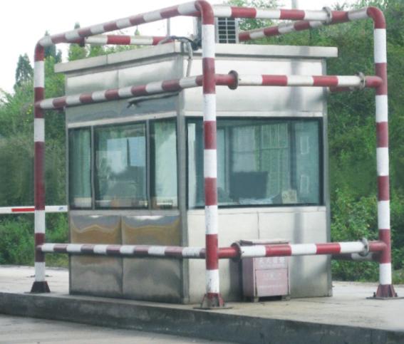 高速收费岗亭GT—BG01
