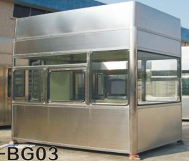 高速收费岗亭GT—BG03