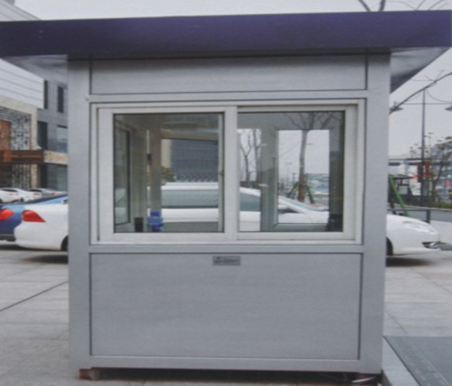 铝塑板岗亭GT—QL01