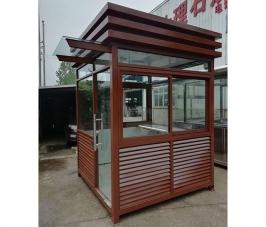 钢结构岗亭GT—G010