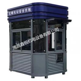 江西钢结构岗亭GT-018