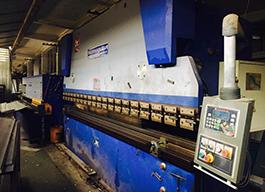 大型生产机器